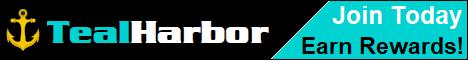 TealHarbor.com Referral Banner